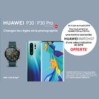 Bon Plan Huawei : Montre HUAWEI WATCH GT Offerte