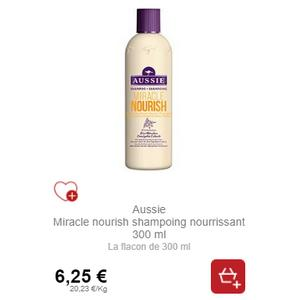 Shampooing Aussie chez Intermarché (01/06 – 30/06)