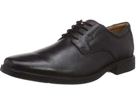 40€ les chaussures Clarks Tilden Plain