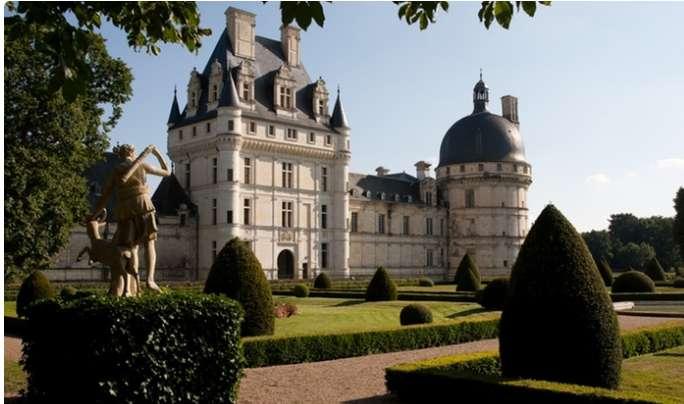 50% de réduction sur les entrées au Chateau de Valencay