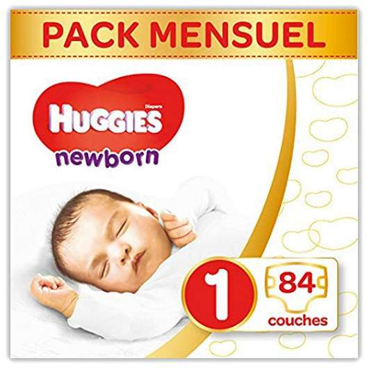Couches huggies avec 40% de réduction sur Amazon