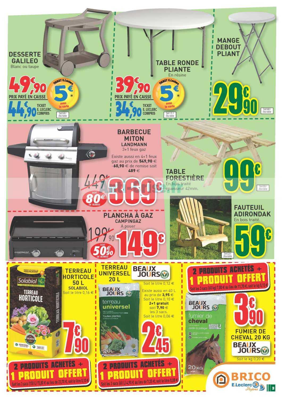 Catalogue Leclerc Local Du 25 Juin Au 06 Juillet 2019
