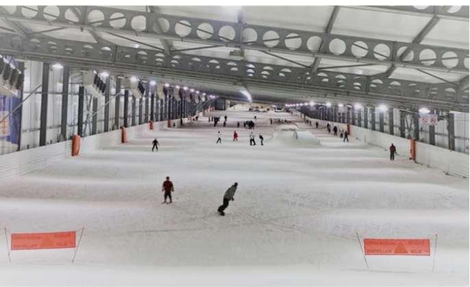 50% de réduction au Snow Hall d'Amneville