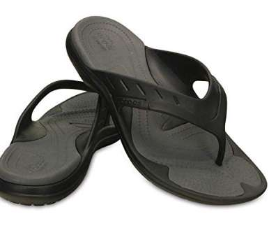 15€ les tongs Crocs Modi Sport Flip