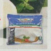 Mozzarella Di Latte Di Bufala Casa Azzurra chez Magasins U (09/07 – 20/07)
