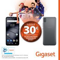 Offre de Remboursement Gigaset : Jusqu'à 30€ Remboursés sur Smartphone