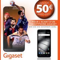 Offre de Remboursement Gigaset : Jusqu'à 50€ Remboursés sur Smartphone