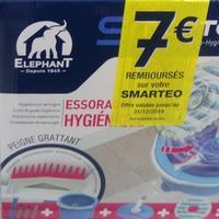 Offre de Remboursement Elephant : 7€ Remboursés sur Kit Smarteo