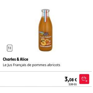 Le Jus Français Charles & Alice partout (02/07 – 02/08)