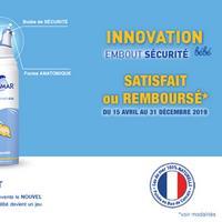 Offre de Remboursement Stérimar : Hygiène et nez Bouché Satisfait ou 100% Remboursé