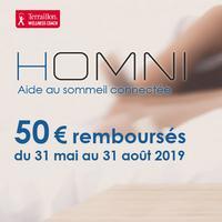 Offre de Remboursement Terraillon : 50€ Remboursés sur HOMNI