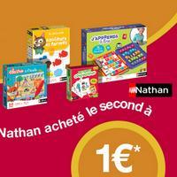 Offre de Remboursement Nathan : Le Second Jeu à 1€