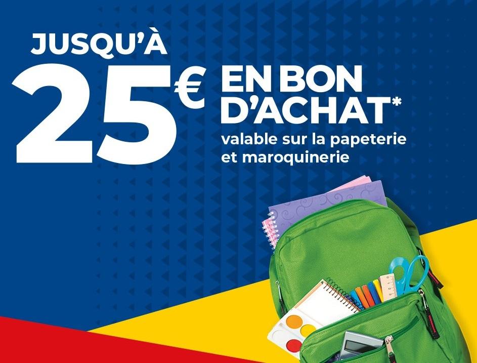 prix compétitif 457ae 2f5f8 Carrefour : 25€ Offerts en Bon d'Achat contre Votre Ancien ...