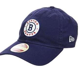 Moins de 10€ la casquette New Era Boston Braves