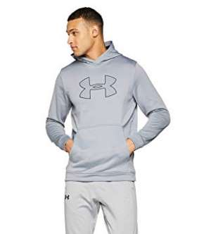Autour de 22€ le sweat Under Armour Performance Fleece Graphic