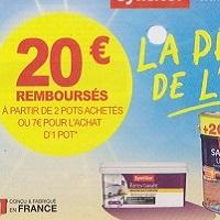 Offre de Remboursement Syntilor : de 7€ à 20€ Remboursés