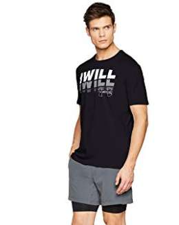 Tee shirt Under Armour I Will autour de 10-12€