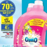 Lessive Liquide Omo chez Carrefour Market (20/08 – 01/09)