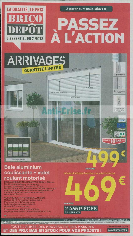 Catalogue Brico Dépôt Du 09 Au 22 Août 2019 Catalogues