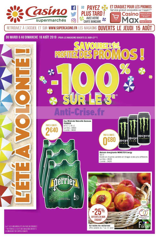 Les Promosamp; Supermarchés Bons Vos Catalogues Plans De 34L5ARj