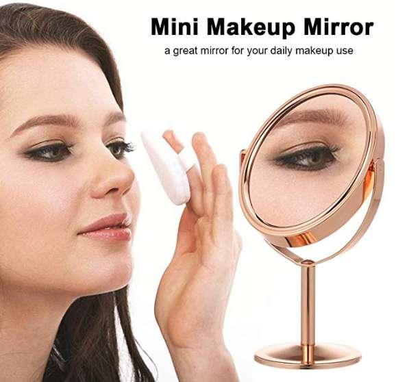 5,4€ le miroir à maquillage grossissant