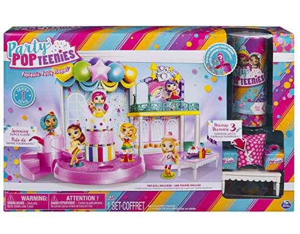 7,44€  le jouet Party Popteenies fete