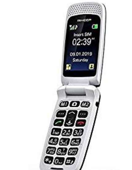 Moins de 20€ le telephone «senior» à grosses touches