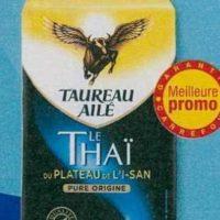 Riz Thaï Taureau Ailé chez Carrefour (23/09 – 30/09)