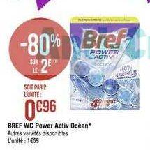 Bloc Wc Bref chez Géant Casino (03/09- 15/09)