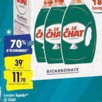 Lessive Liquide Le Chat chez Carrefour (20/09 – 22/09)