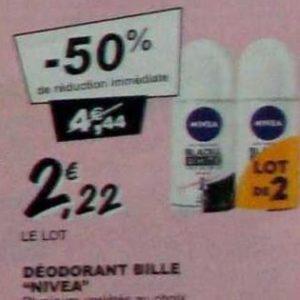 Déodorant Nivea chez Leclerc (10/09 – 21/09)