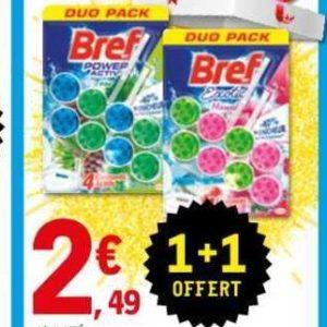 Bloc WC Bref chez Leclerc Est (17/09 – 28/09)