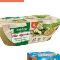 Bols Idées de Maman Blédina chez Carrefour (17/09- 07/10)