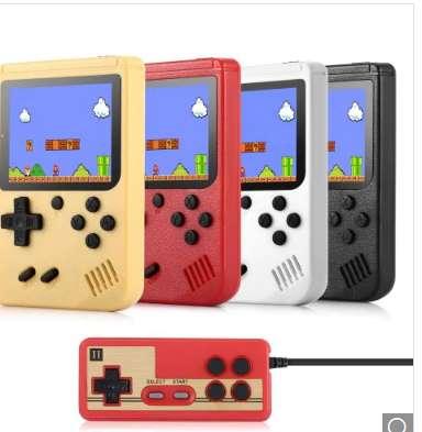 13,18€ la console portable retrogaming avec 500 jeux + une manette