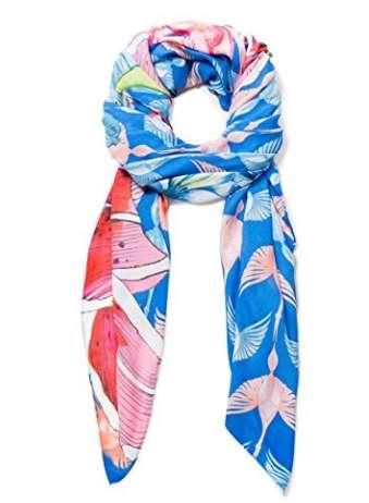 18€ le foulard Desigual Birdy
