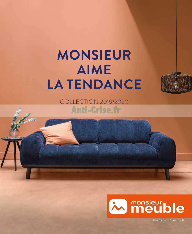 Monsieur Meuble Catalogue 2019