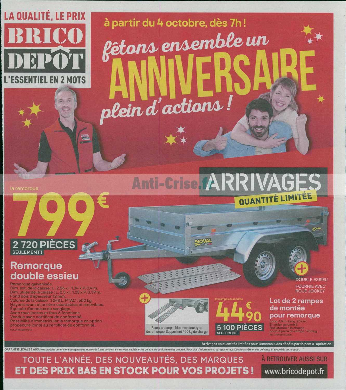 Brico Depot Le Nouveau Catalogue Du 04 Au 17 Octobre 2019 Est Disponible Economisez Grace Aux Promos De Ce Catalogue