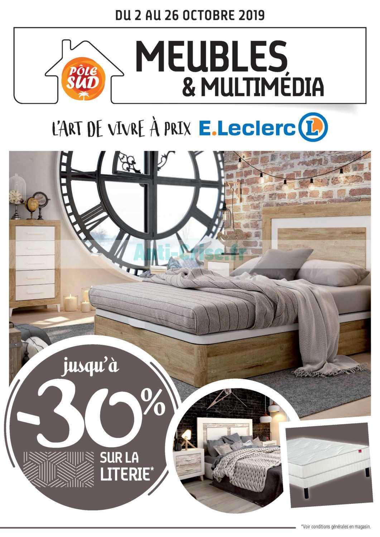 Leclerc Local Le Nouveau Catalogue Du 02 Au 26 Octobre 2019 Est Disponible Ne Manquez Pas Les Reductions Du Catalogue