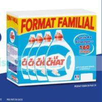 Lessive Liquide Le Chat chez Carrefour (15/10 – 21/10)