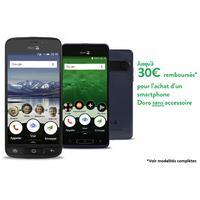 Offre de Remboursement Doro : Jusqu'à 30€ Remboursés sur Téléphone 8035, 8035 Bundle ou 8040