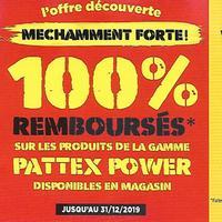 Offre de Remboursement Pattex : Votre Produit Power 100% Remboursé