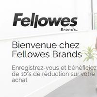 Offre de Remboursement Fellowes : 10% Remboursés dès 50€ d'Achat