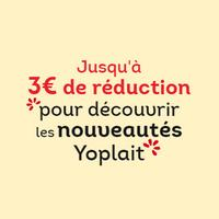 Offre de Remboursement Yoplait : 3€ Remboursés en 6 bons