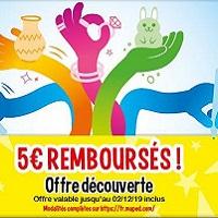 Offre de Remboursement Maped : 5€ Remboursés sur Maped Creativ