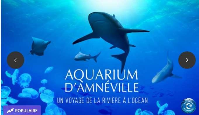 Entrées pour l'Aquarium d'Amneville à prix réduits
