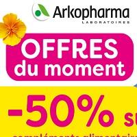 Offre de Remboursement Arkopharma : 50% Remboursés sur la 2ème Boîte de Compléments Alimentaires