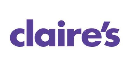 Claire's  : 40% de réduction