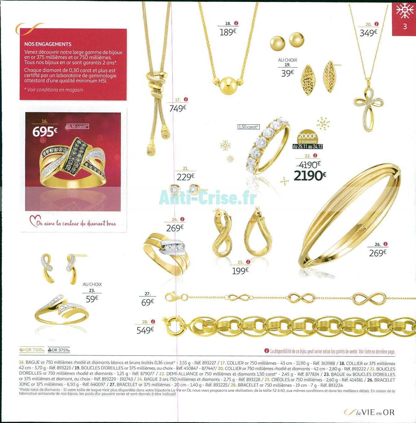 manège à bijoux auchan leers