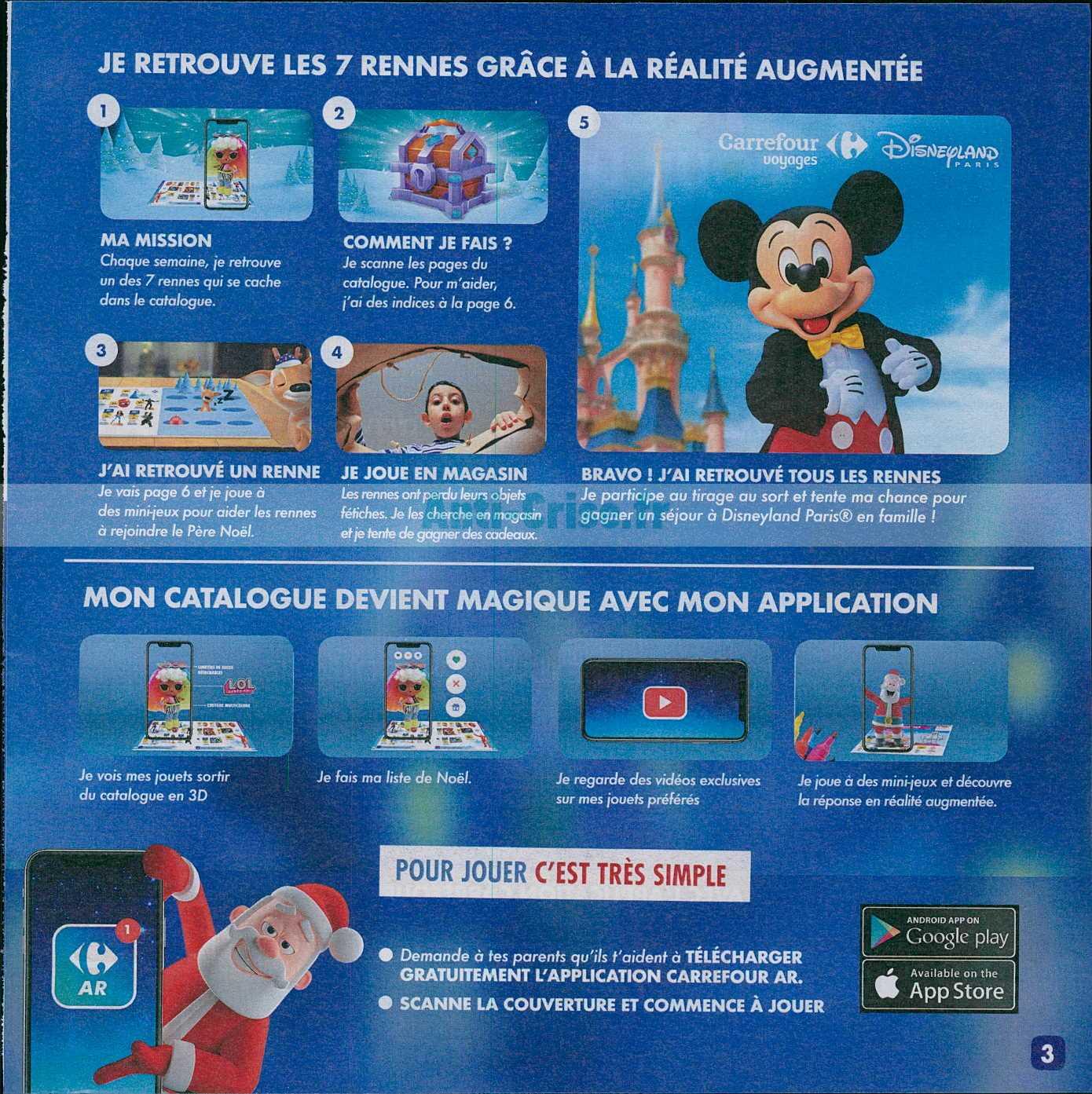 Catalogue Carrefour Du 12 Octobre Au 05 Décembre 2019