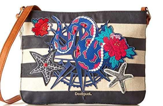 Moins de 30€ le sac Desigual Sailor Molina